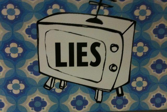 The Ubiquitous Matrix of Lies