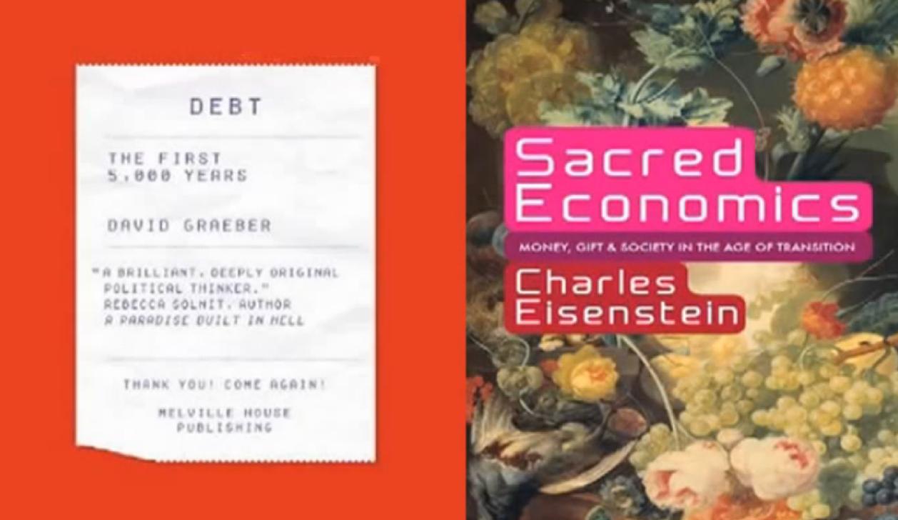 David Graeber & Charles Eisenstein (2012)