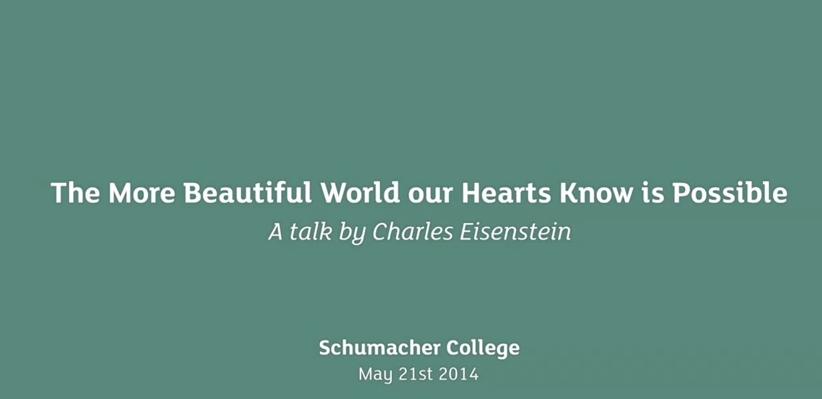 Schumacher College: Earth Talk (2014)