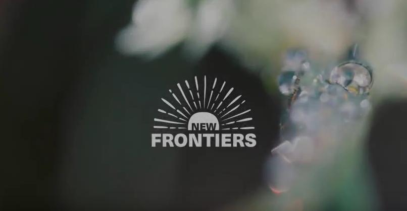 Space Between Stories - New Frontiers (2.2017)