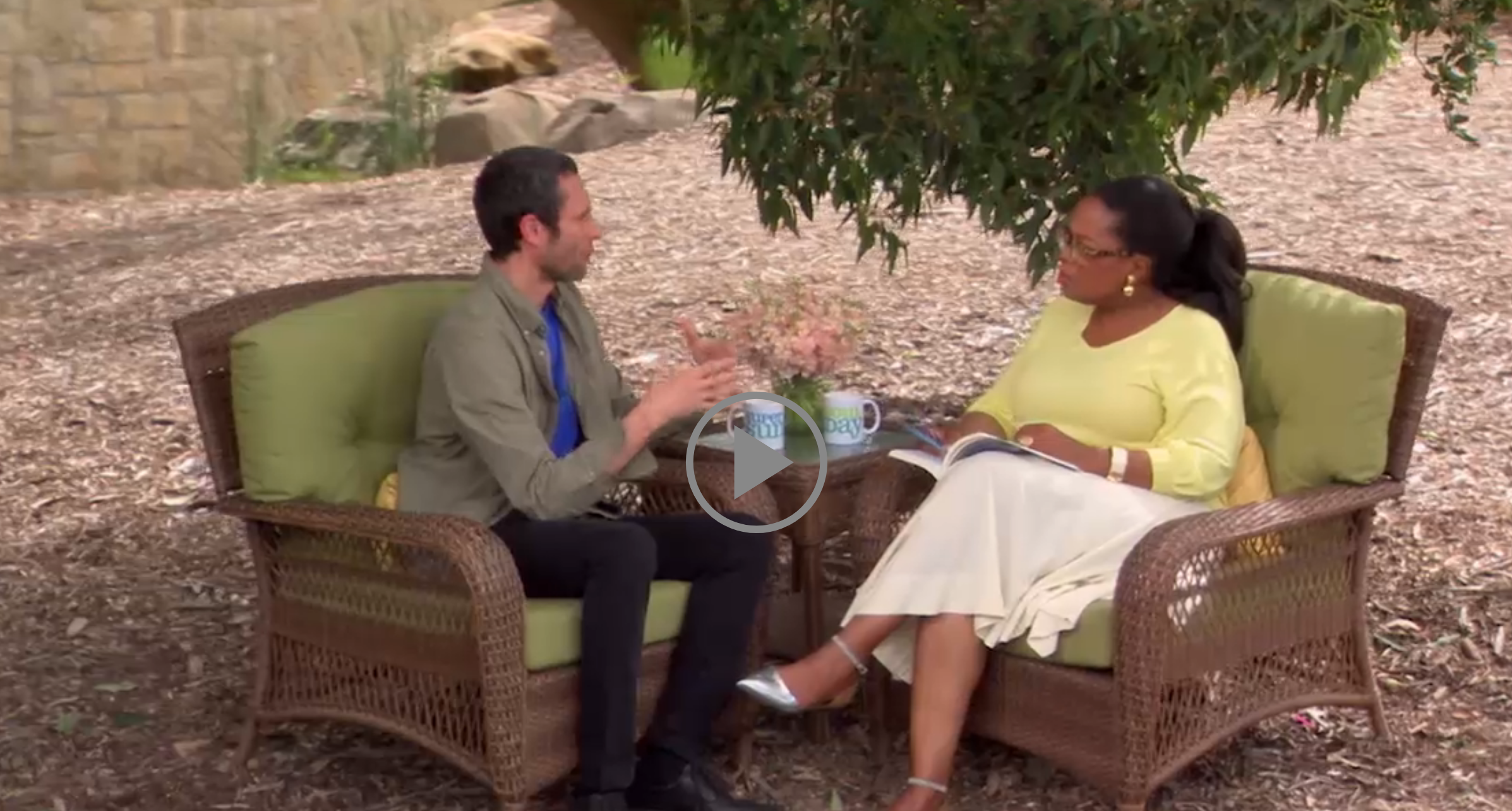 Oprah Winfrey Interview (7.2017)
