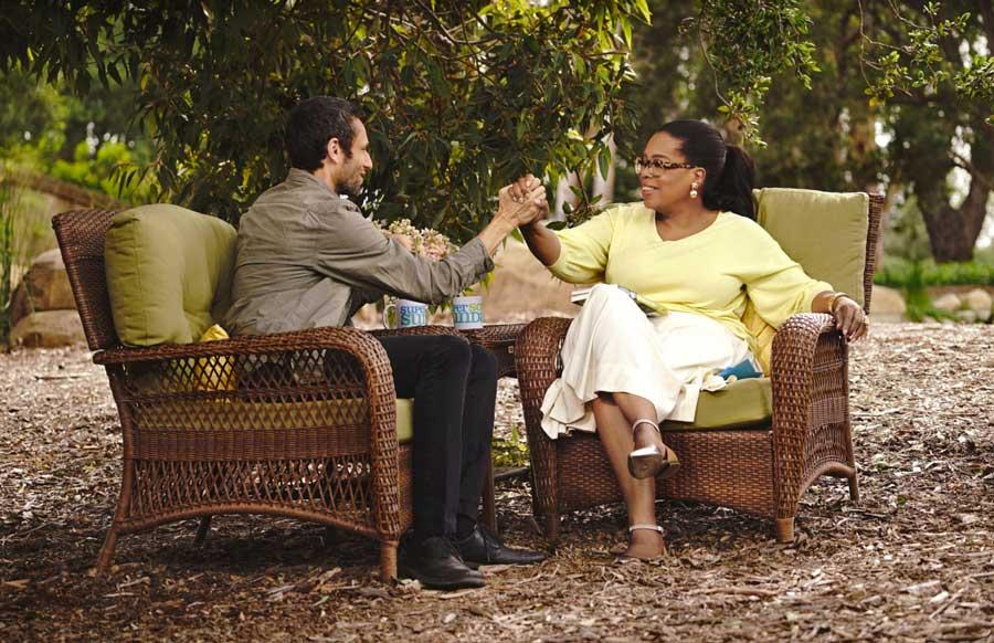 Charles Eisenstein and Oprah Winfrey