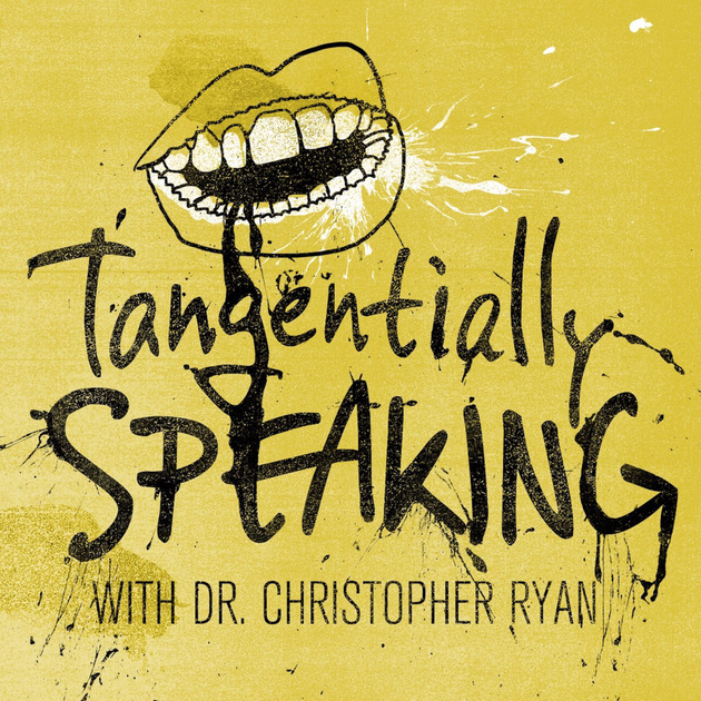 Tangentially Speaking Logo