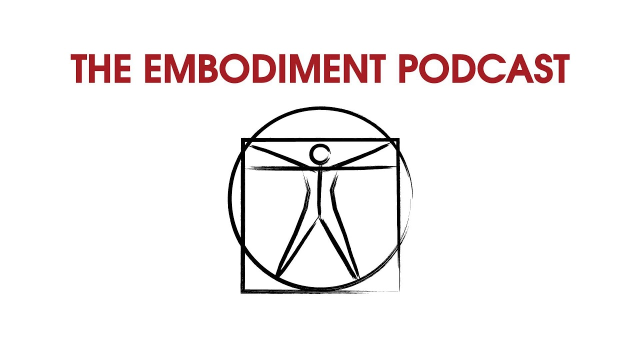 The Embodiment Podcast Logo