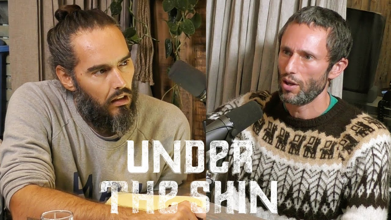 Systems of the Damned: Russell Brand & Charles Eisenstein - Under the Skin